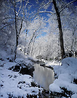 Winter Scene, Oklahoma