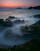 Indigo Sunset, Big Sur,California